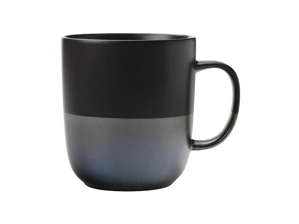 Maxwell and Williams Lune Black Mug 0.40L