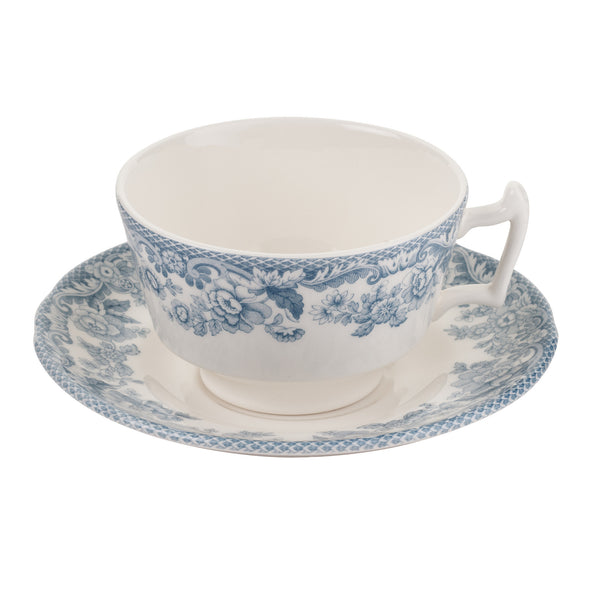 Spode Delamere Lakeside Teacup and Saucer 0.2L