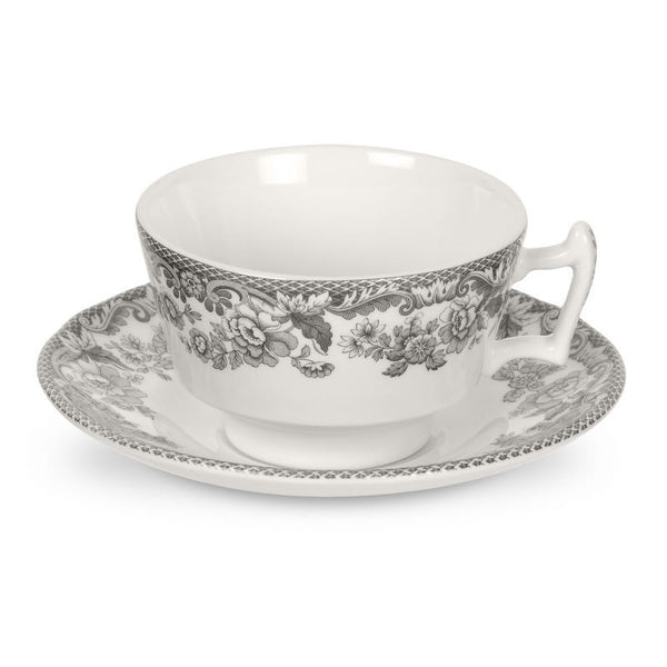 Spode Delamere Rural Teacup and Saucer 0.2L