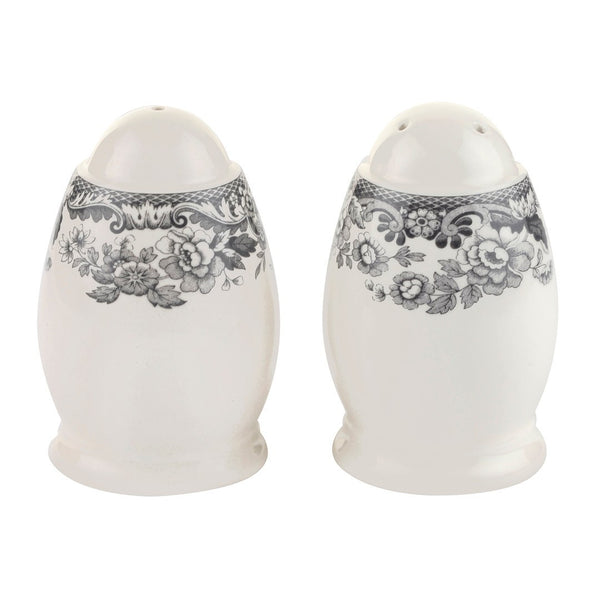 Spode Delamere Rural Salt and Pepper 7.4cm