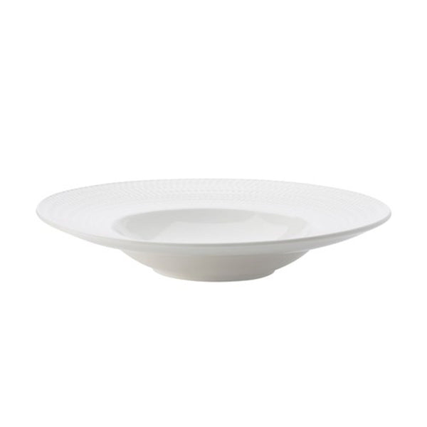 Maxwell and Williams White Basics Diamonds Platter 30cm