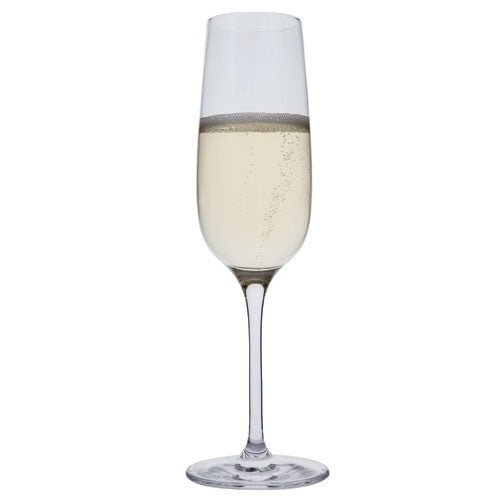 Dartington Crystal Drink! Champagne Flute 0.20L (Set of 6)