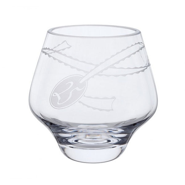 Dartington Crystal Celebrate Candleholder 9.5cm