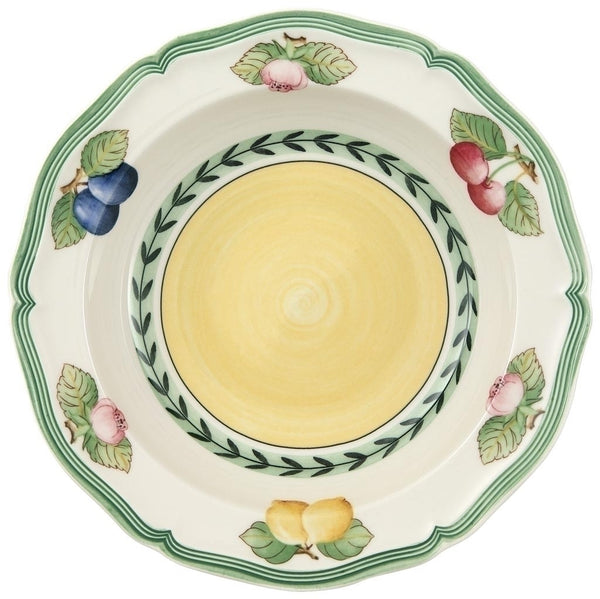 Villeroy and Boch French Garden Deep Plate 20cm