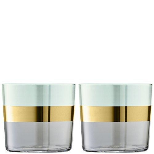 LSA Bangle Melon Tumbler 0.31L (Set of 2)