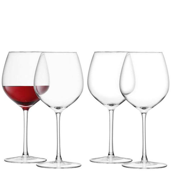 LSA Wine Red Wine Glass 0.40L (Set of 4)