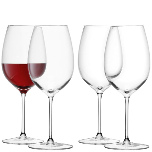 LSA Wine Red Wine Glass 0.42L (Set of 4)