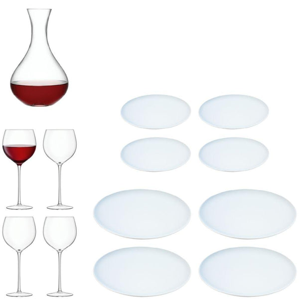 LSA Dine/Aura 13 Pieces Set
