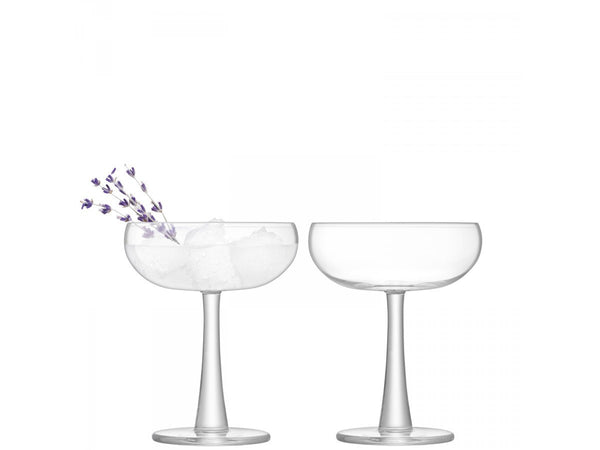 LSA Gin Coupe Glass 0.28L (Pair)