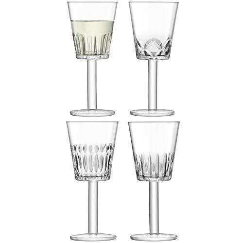 LSA Tatra Wine Glass 0.30L (Set of 4)