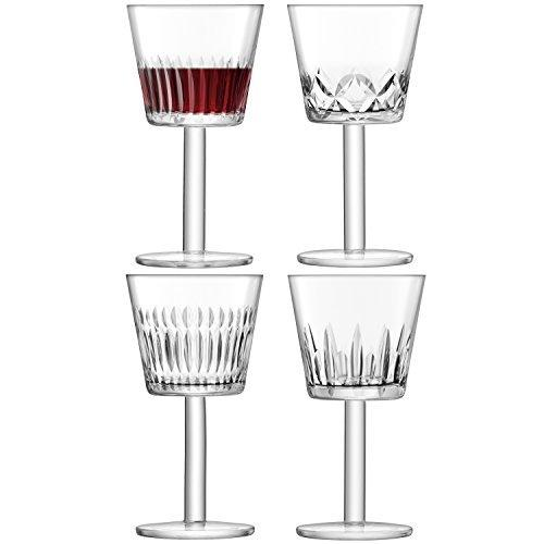 LSA Tatra Wine Wine  Goblet 0.31L (Set of 4)