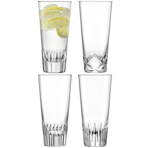 LSA Tatra Mixer Glass 315ml (Set of 4)