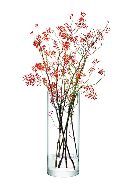 LSA Column Giant Vase 50cm by 20cm
