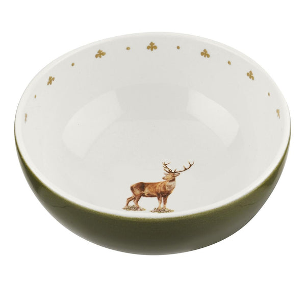 Spode Glen Lodge Stag Small Bowl 14cm