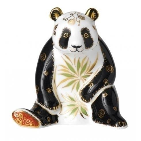 Royal Crown Derby Giant Panda