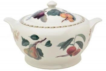 Churchill China Hookers Fruit Covered Vegetable Dish 14cm