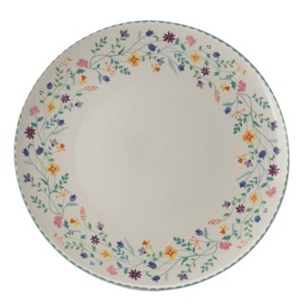 Maxwell and Williams Wildflowers Round Platter 31cm