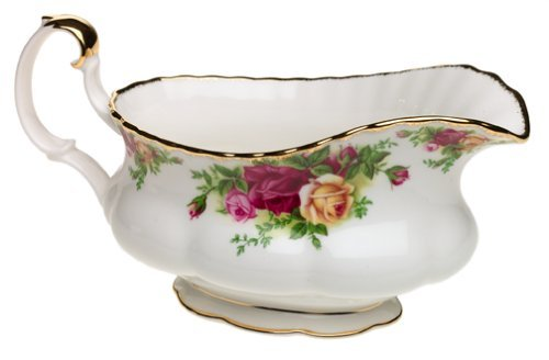 Royal Albert Old Country Roses Sauce Boat 0.5L (Sauce Boat Only)