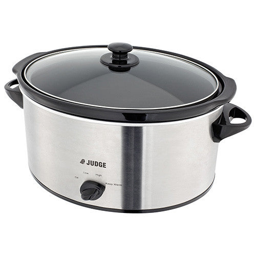 Judge Electricals Slow Cooker 5,5L