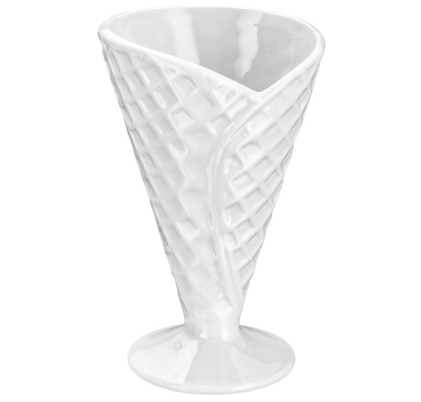 Judge Ivory Porcelain Ice Cream Sundae Cup 16cm