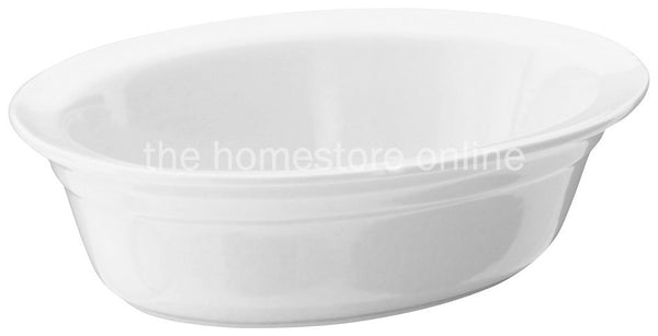 Judge Ivory Porcelain Pie Dish 18cm