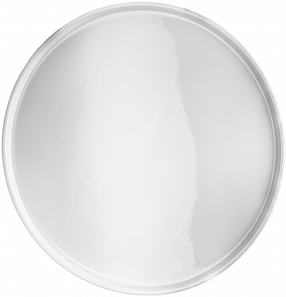 Judge Ivory Porcelain Pizza Plate 30cm