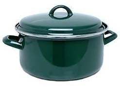 Judge Induction Green Casserole 22cm