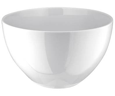 Judge Ivory Porcelain Salad Bowl 23cm