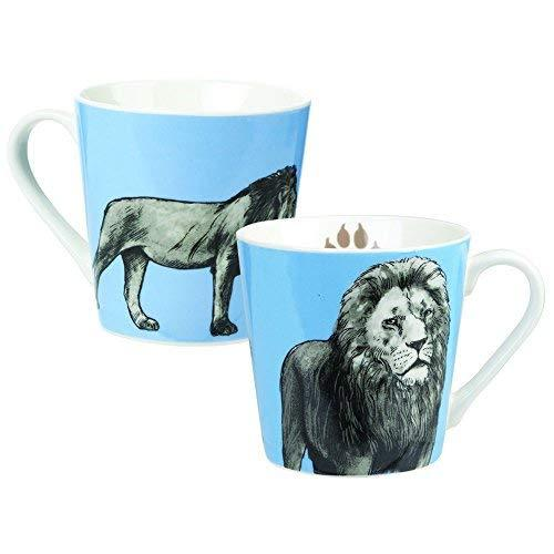 Churchill China Couture Kingdoom Lion Mug 0.32L