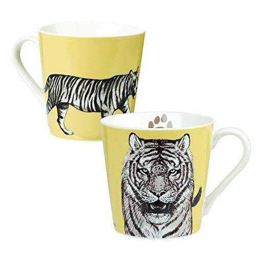 Churchill China Couture Kingdoom Tiger Mug 0.32L