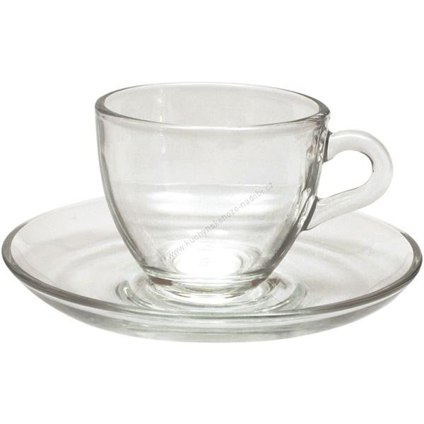 Maxwell and Williams Blend Espresso Cup and Saucer 0.9L