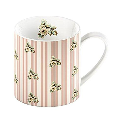 Katie Alice Cottage Flower Fine China Pink Floral Mug