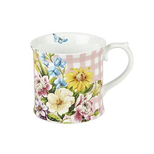 Katie Alice English Garden Porcelain Pink Tankard Mug