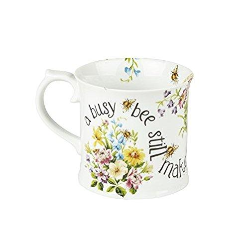 Katie Alice English Garden Busy Bee Tankard Mug