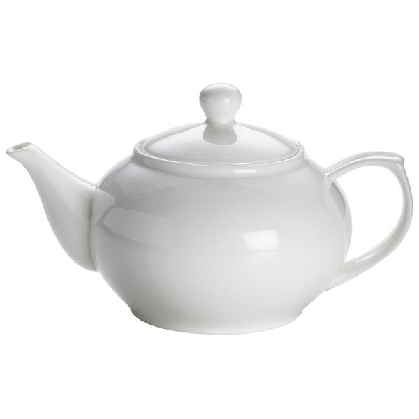 Maxwell and Williams White Basics 6 Cup Teapot