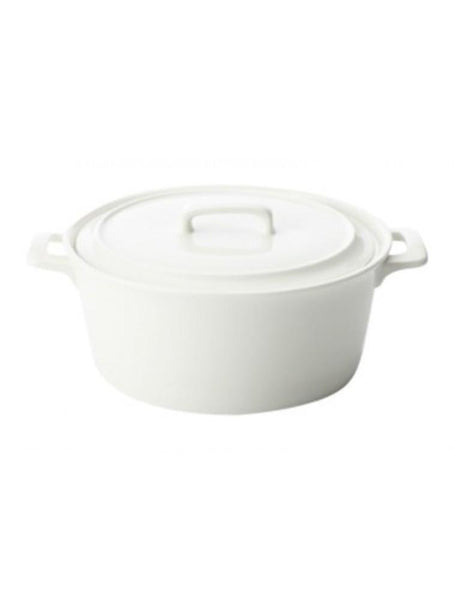 Maxwell and Williams Chef du Monde Round Casserole Dish 1.7L