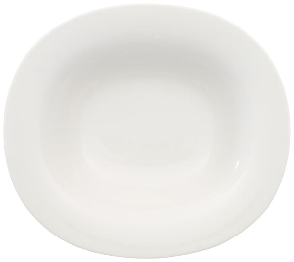 Villeroy and Boch New Cottage Basic Oval Deep Plate 24cm by 21cm