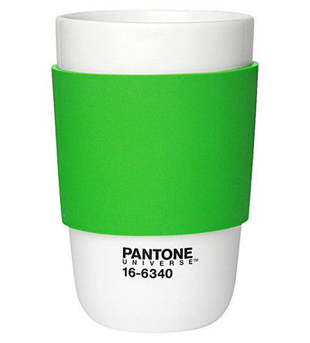 Pantone Classic Green Coffee Cup 0.37L (Cup Only)