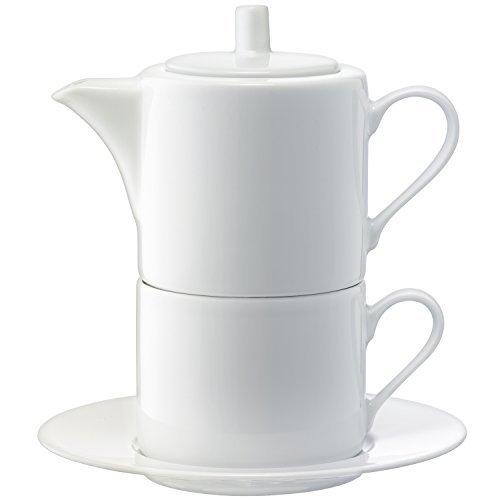 LSA Dine Tea and Saucer for One 0.34L/0.25L
