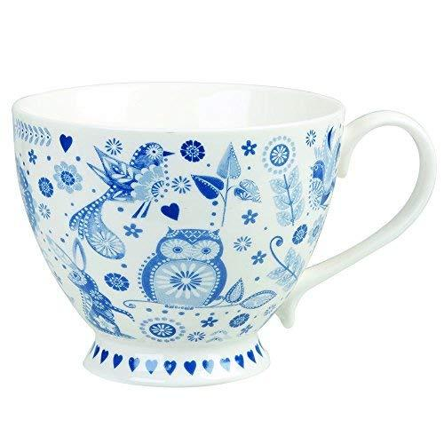 Churchill China Penzance Teacup 0.41L