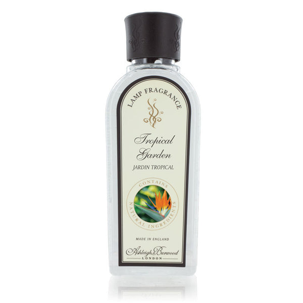 Ashleigh and Burwood Tropical Garden Lamp Fragrance 0.50L