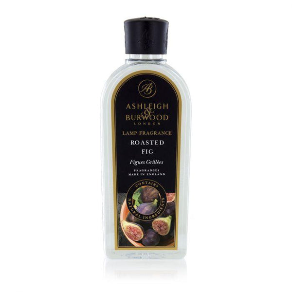 Ashleigh and Burwood Fruity and Exotic Roasted Fig Lamp Fragrance 0.25L