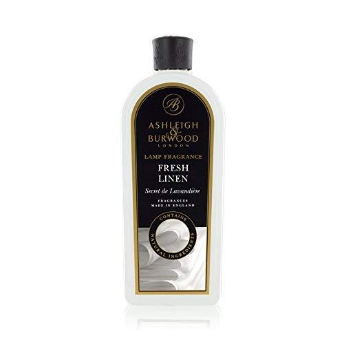 Ashleigh and Burwood Fresh and Natural Fresh Linen Lamp Fragrance 1L