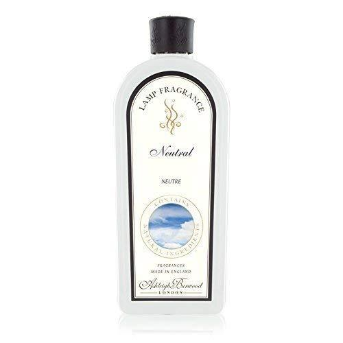 Ashleigh and Burwood Fresh and Natural Neutral Lamp Fragrance 1L