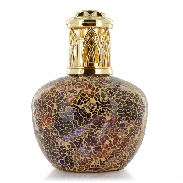 Ashleigh and Burwood Tropical Sunset Large Mosaic Fragrance Lamp