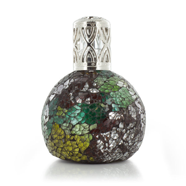 Ashleigh and Burwood Mint Choc Chip Large Mosaic Fragrance Lamp