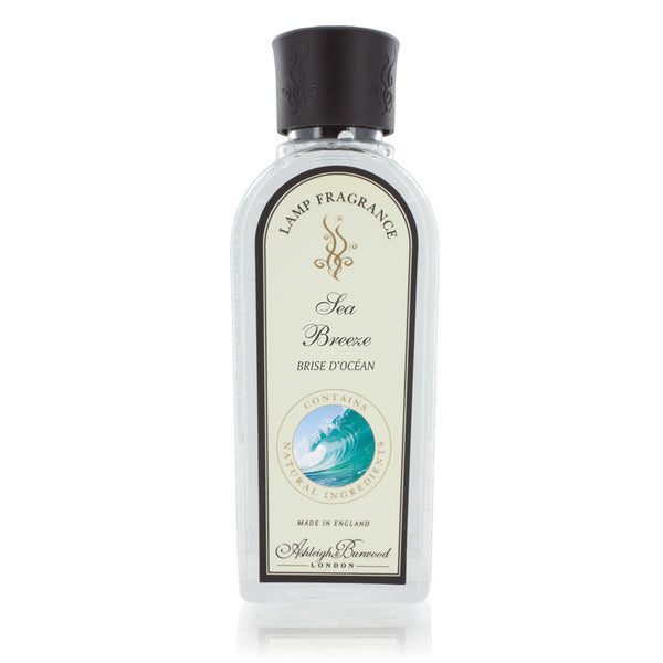 Ashleigh and Burwood Sea Breeze Lamp Fragrance 0.50L