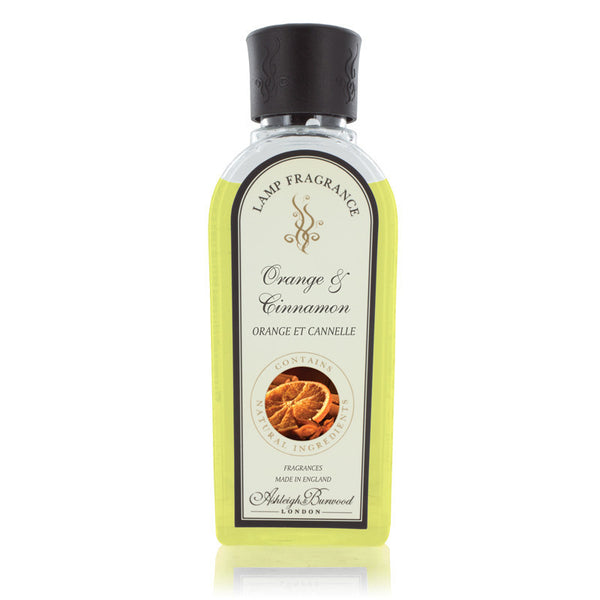 Ashleigh and Burwood Orange and Cinnamon Lamp Fragrance 0.50L