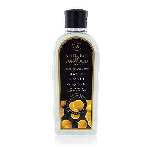 Ashleigh and Burwood Fruity and Exotic Sweet Orange Lamp Fragrance 0.50L