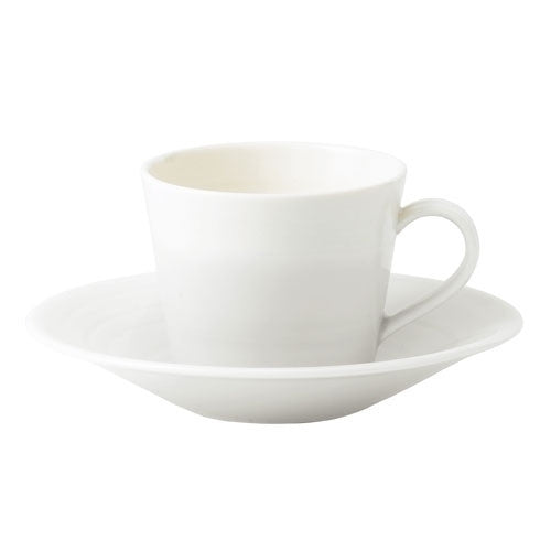 Royal Doulton 1815 White Espresso Saucer (Saucer Only)